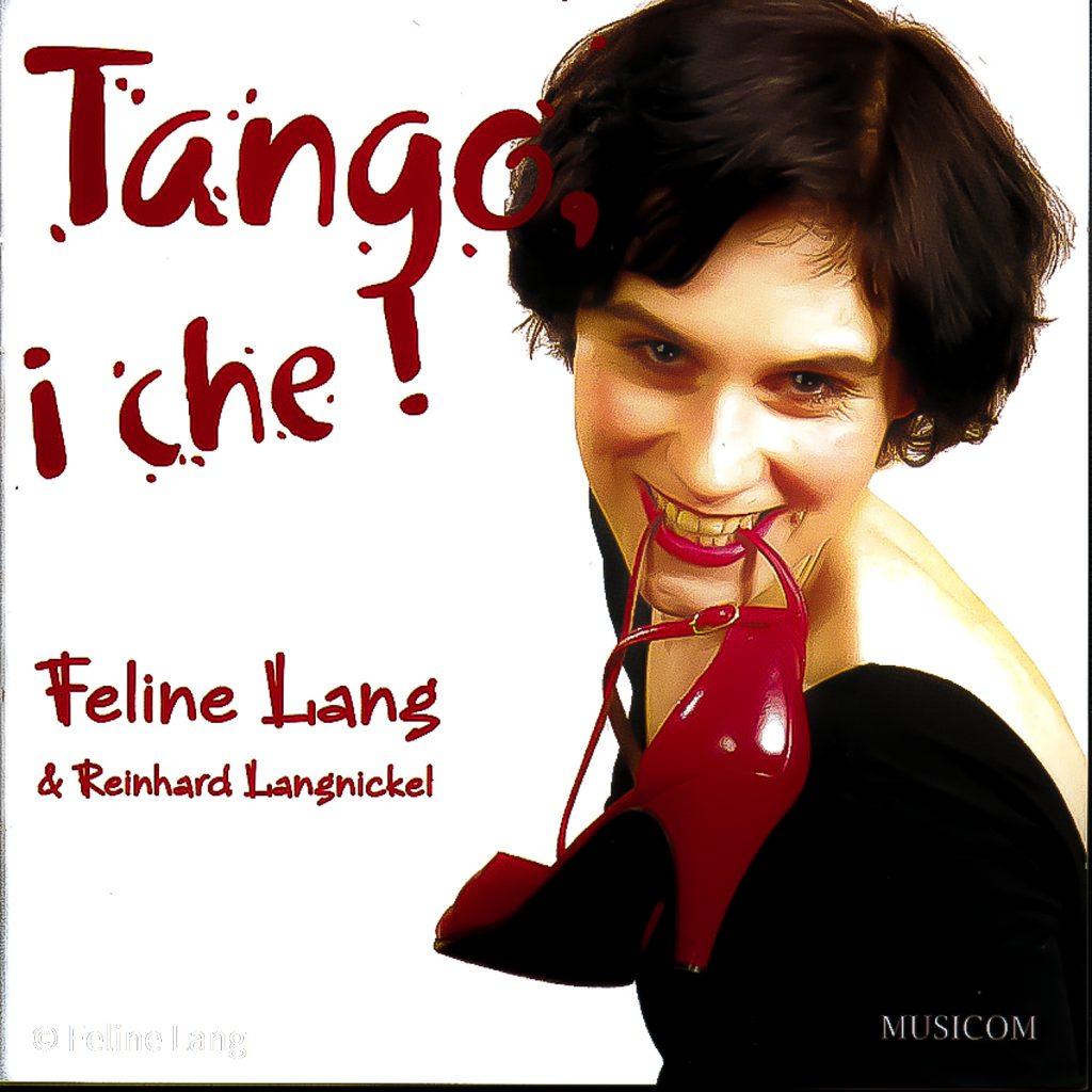 CDcover Tango Che